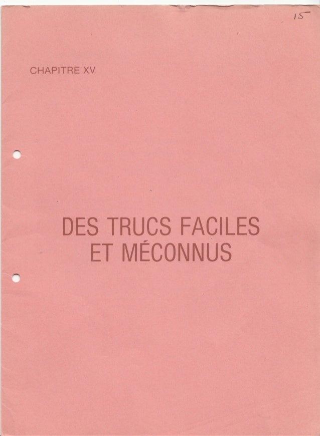 15 des trucs_faciles_et_meconnus