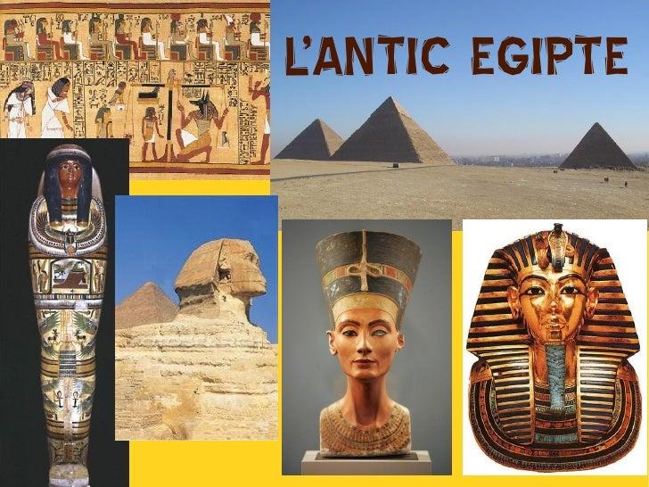 L'ANTIC EGIPTE