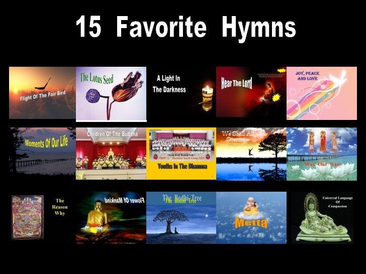 15  Favorite  Hymns