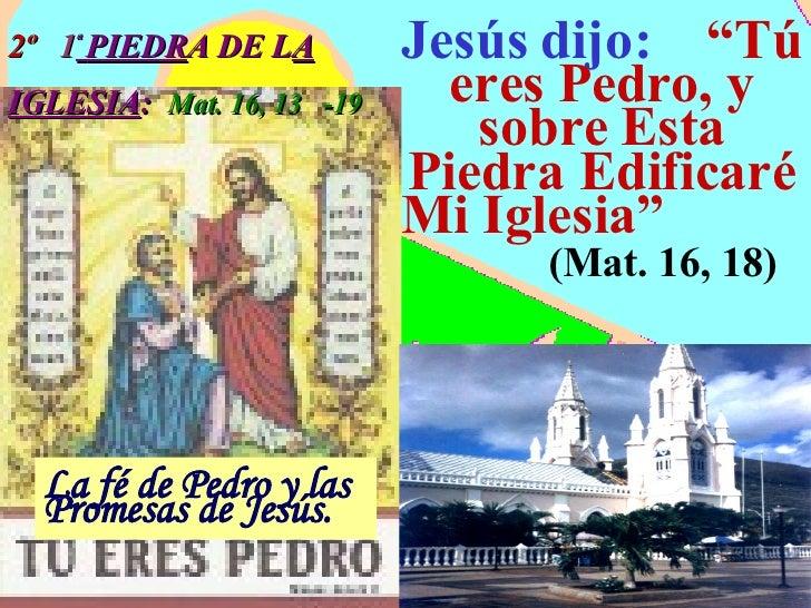 Jesus Fundo La Iglesia