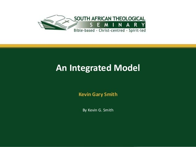 15 Integrated Theology