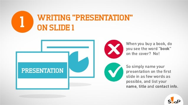 Write my presentation slider