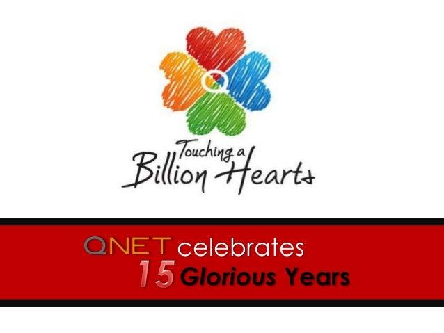 QNET Celebrates 15 Glorious Years