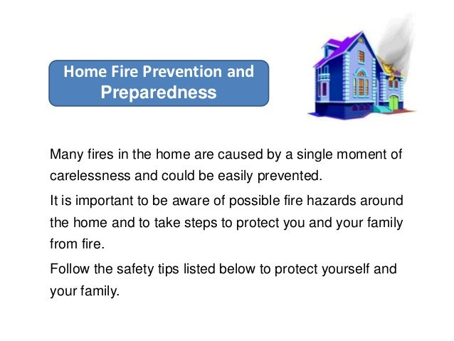 Best tips for home fire safety for House fire safety tips