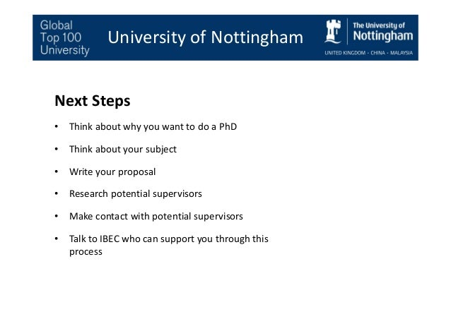 Dissertation Service Uk Nottingham