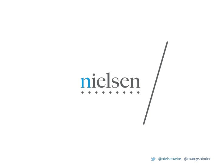 Nielsen - I'M WITH THE BRAND: On Lovingly Bonding Brand with Blog