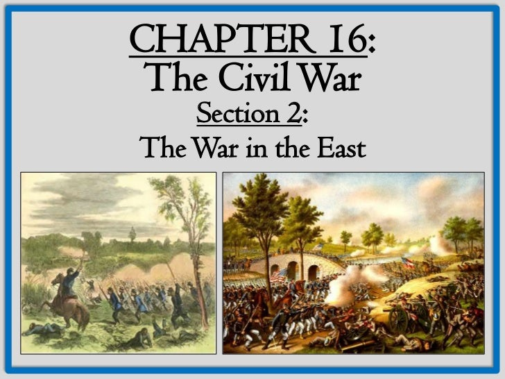 16 2 the war in the east