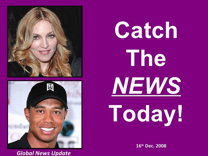 16 Dec Global News update catch the news today