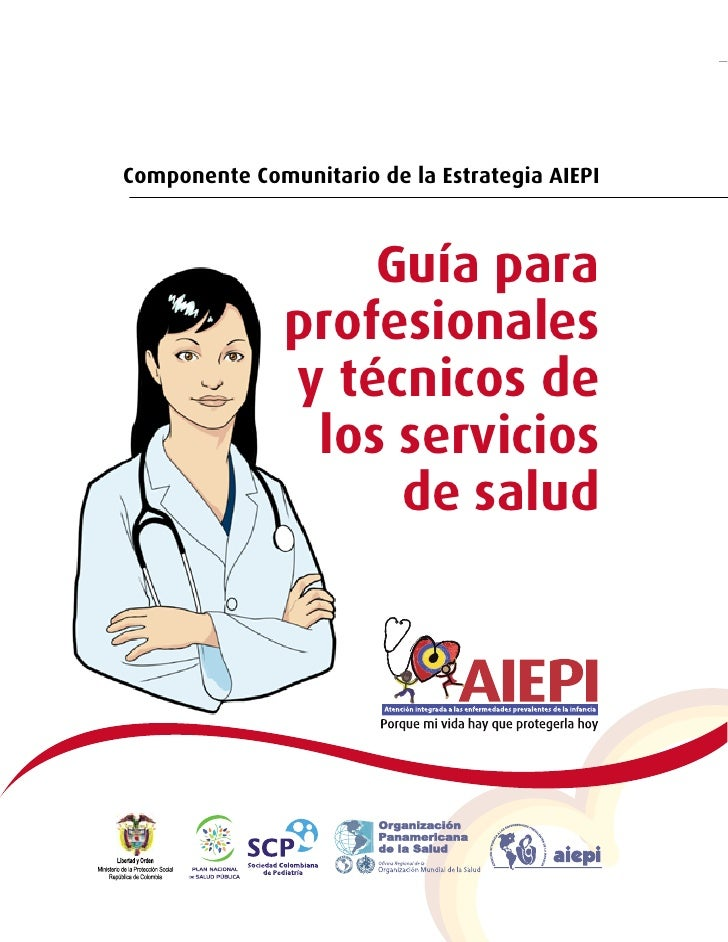 16. guía para profesionales y técnicos de los servicios de salud