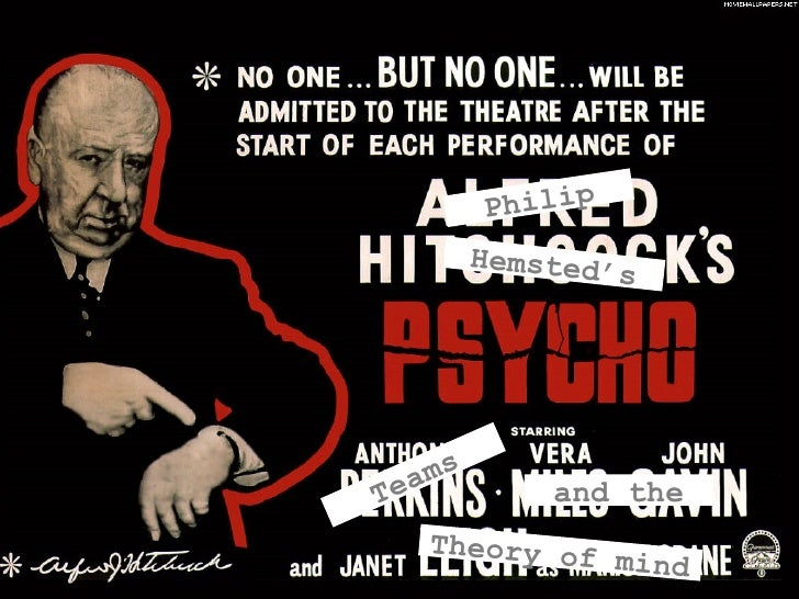 16: Phil Hemsted's Psycho Teams and the Theory of Mind