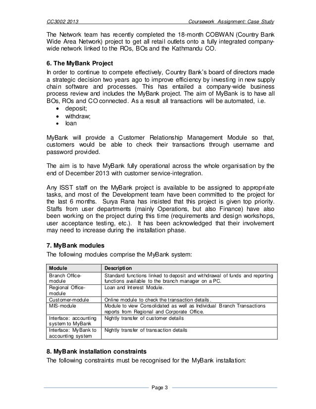 New islington gcse geography coursework