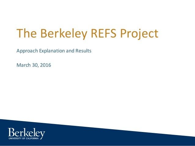 uc berkeley project management