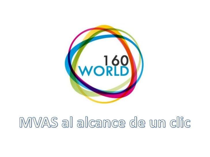 160 world presentacion