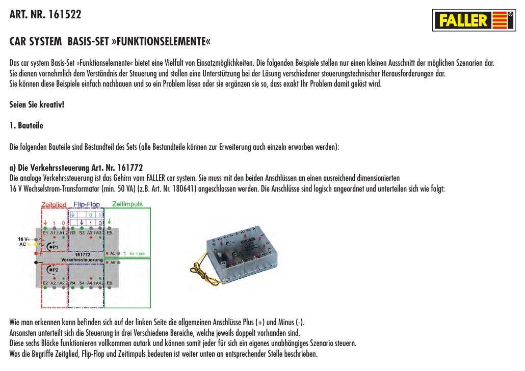 ART. NR. 161522  CAR SYSTEM BASIS-SET »FUNKTIONSELEMENTE« Das car system Basis-Set »Funktionselemente« bietet eine Vielfal...
