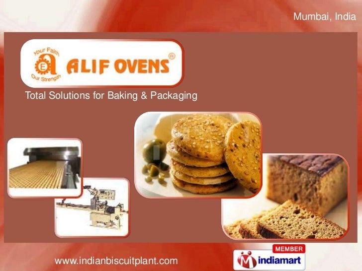 A. R. Enterprises (Alif Oven), Mumbai