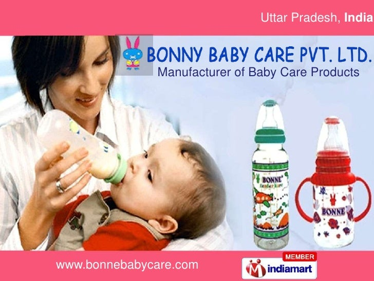 Uttar Pradesh, India              Manufacturer of Baby Care Productswww.bonnebabycare.com