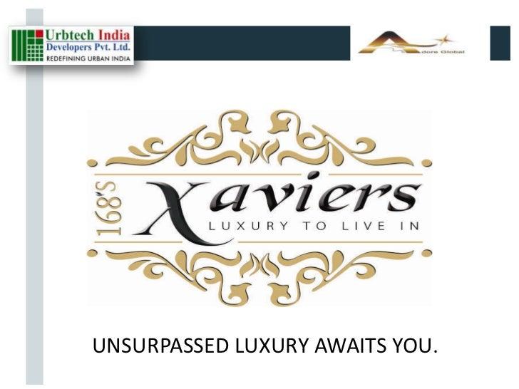 168 xaviers urbtech project noida 168 Xaviers urbtech 7428424386