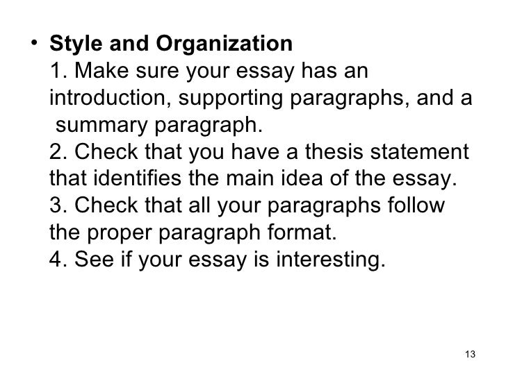 does thesis statement go english essay How can i come up with a thesis statement for an english analytical where does the thesis statement go when writing an essay where does the thesis statement.