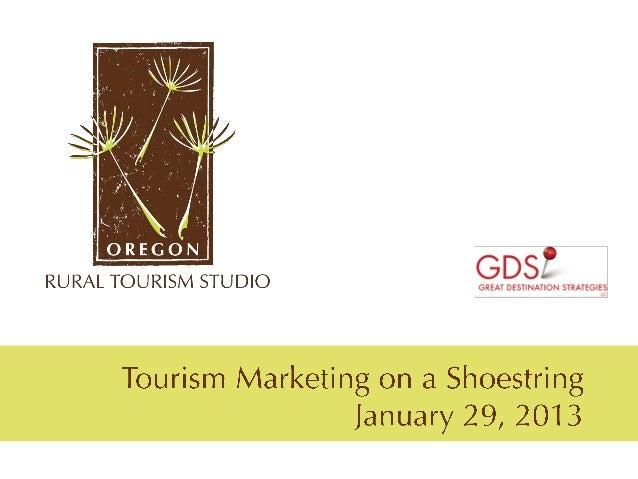 RCC - Marketing on a Shoestring