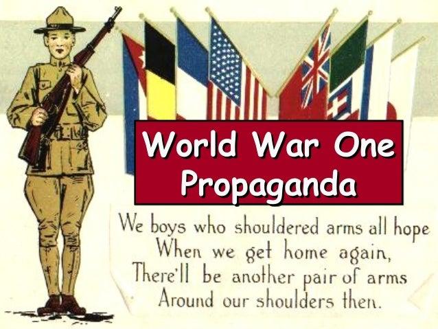 propaganda usage essay
