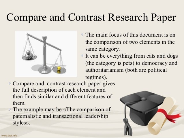 two main types of research papers There are two main types of research strategies: quantitative and qualitative when deciding upon which research strategy to adopt one would have to identify the purpose of the study and the type and availability of the information that is required (naoum, 1998).