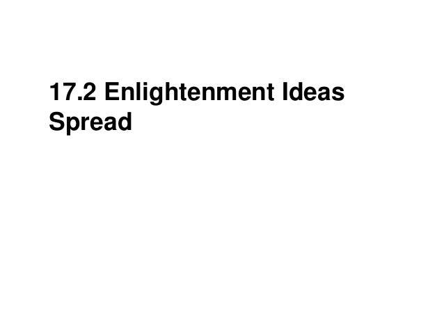 17.2 Enlightenment IdeasSpread
