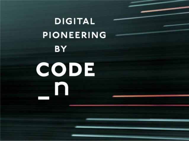 what is code_n?// International initiative for outstanding talents      and pioneering startups with the goal to      prom...