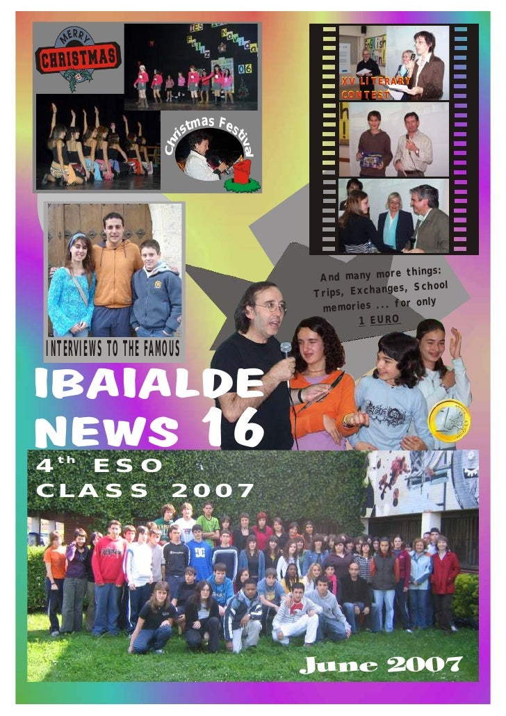 Ibaialde News 16