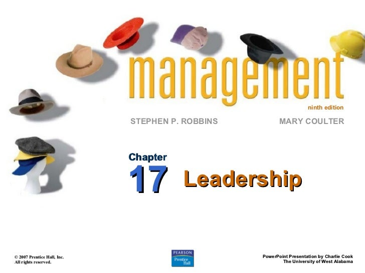 Leadership Chapter 17