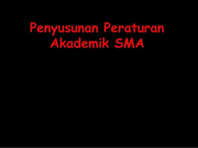 Latar BelakangUndang-Undang (UU) Republik Indonesia Nomor 20 Tahun2003 tentang Sistem Pendidikan Nasional dan PeraturanPem...