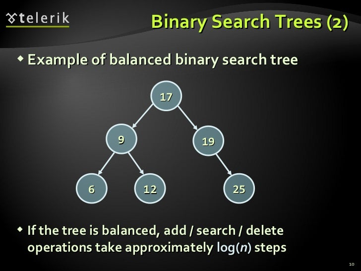 Binary search tree insert c
