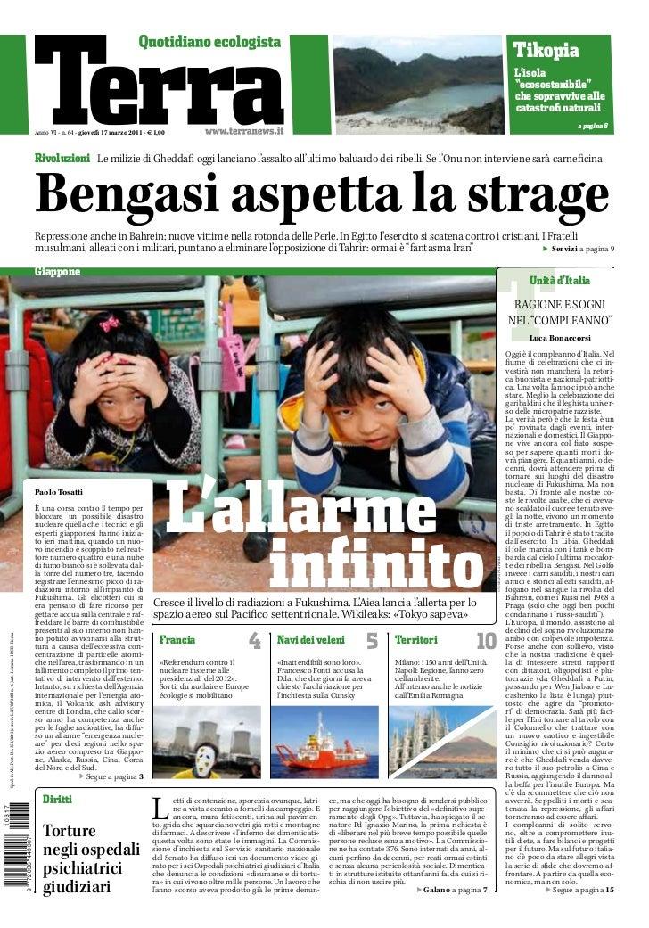 TERRA - quotidiano - 17/03/2011