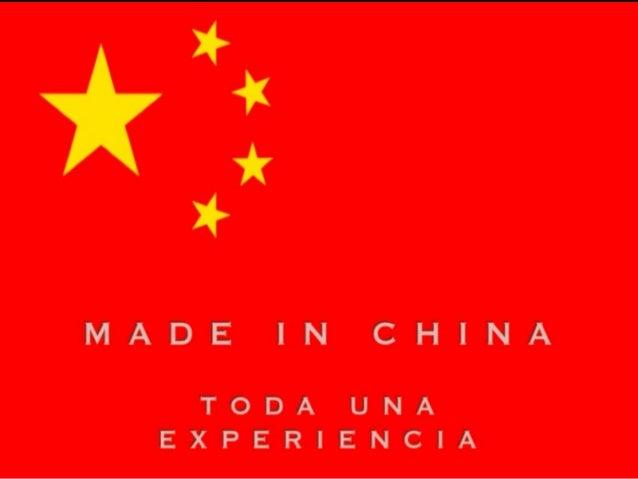 CÓMO RELACIONARSE CON CHINA I• DIRECTAMENTE– Es la mejor vía pero sin experiencia previa el proceso conlleva: MAYOR RIESGO...
