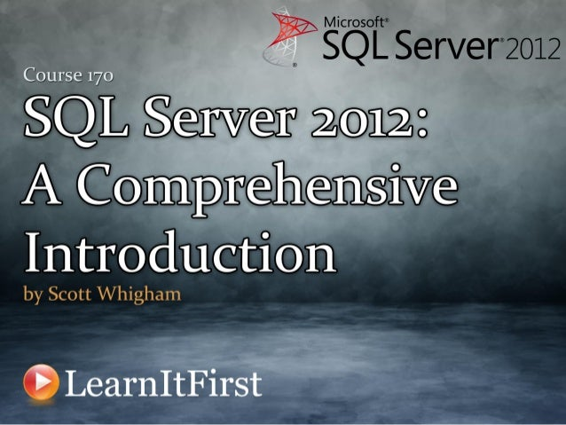 Editions and Licensing for SQL Server 2012