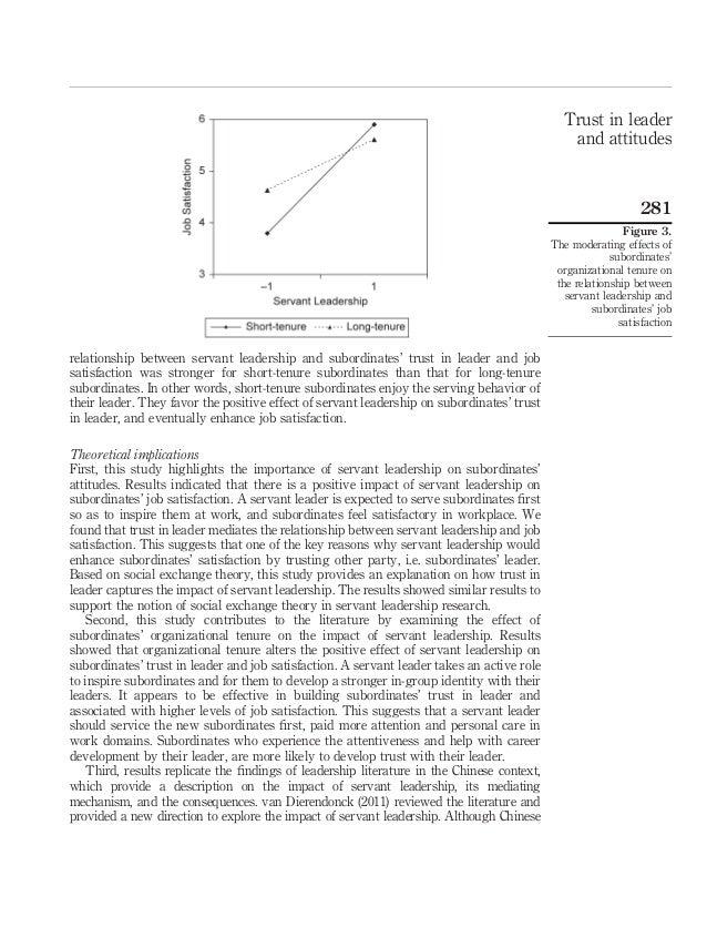 servant leadership journal pdf free
