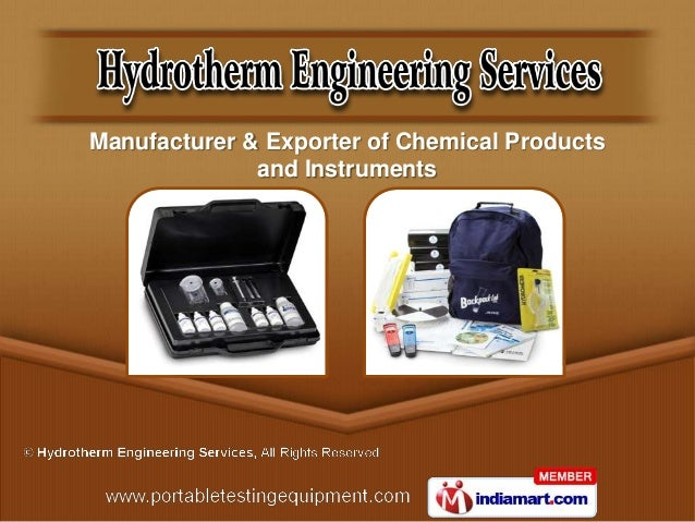 Hydrotherm Engineering Services Delhi India