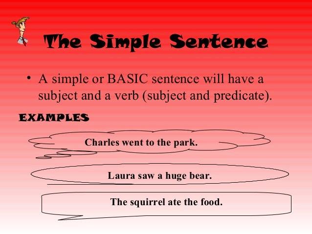 Sentence combiner