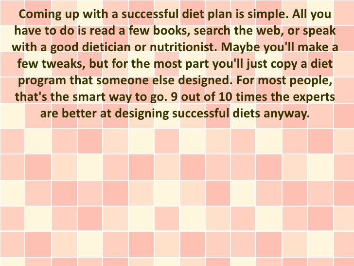 Common Diet Busters and How to Avoid Them