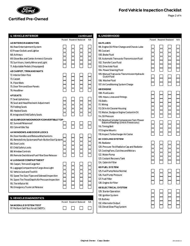 Equipment Damage Report Form Template