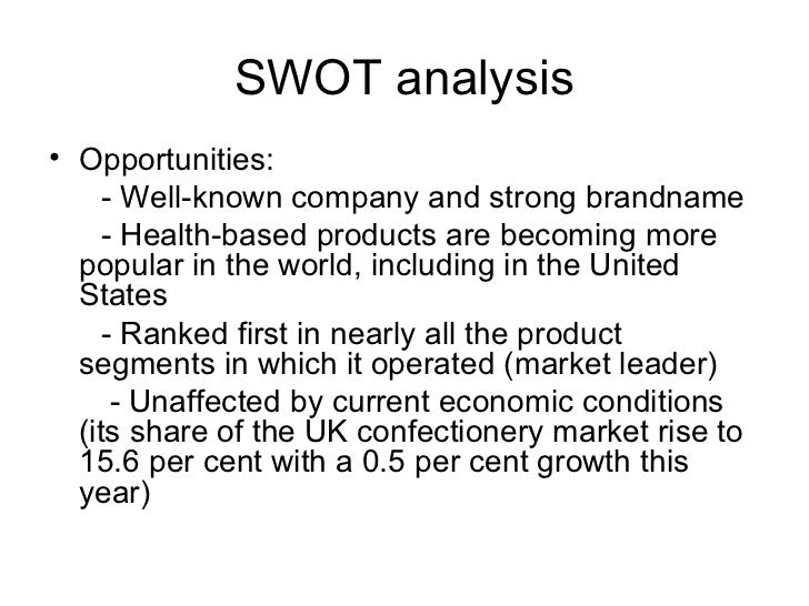 general mills swot analysis General mills, inc (gis) competitors - view direct and indirect business competitors for general mills, inc and all the companies you research at nasdaqcom.