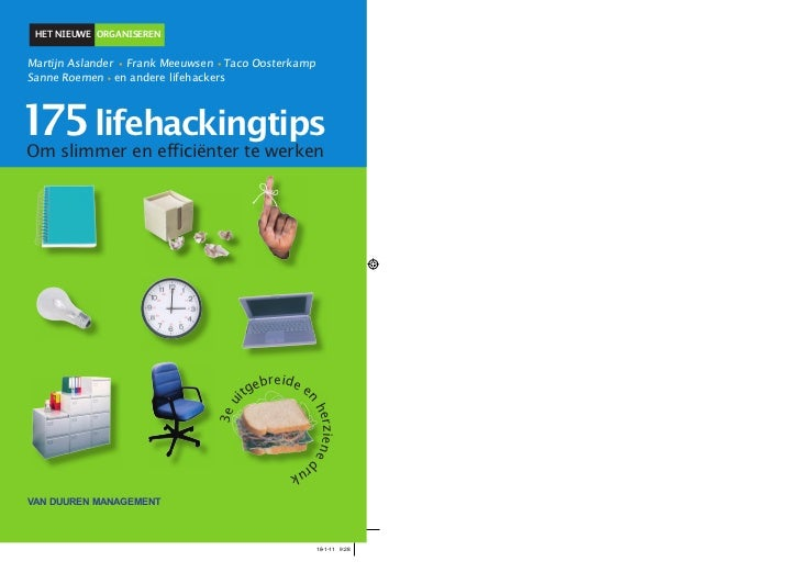175 Lifehackingtips   Om Slimmer En Efficienter Te Werken