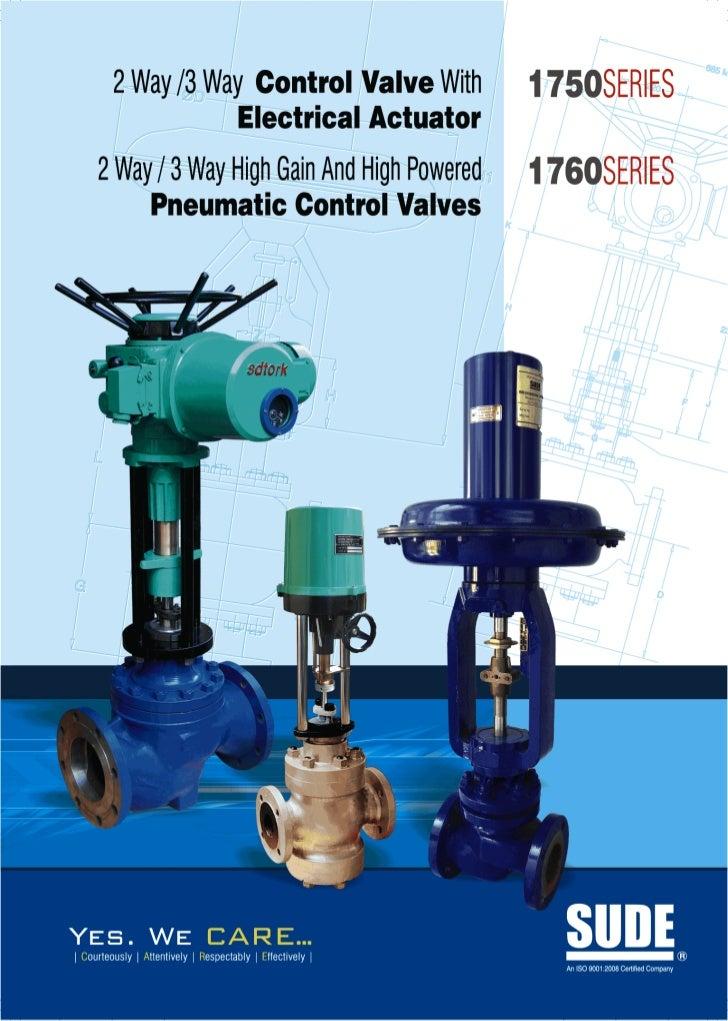 1760 1750 control valves