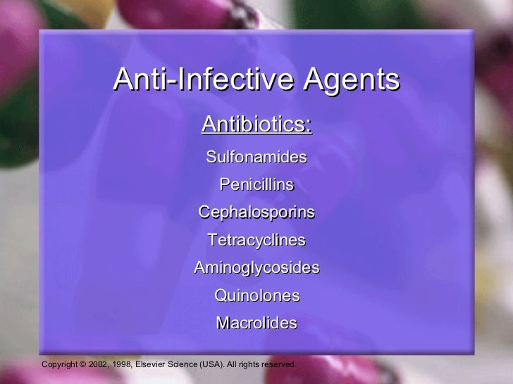 NurseReview.Org - Antibiotics Updates (advanced pharmacology for nurse practitioners)