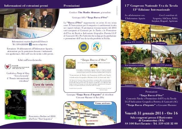 17° congresso   invito