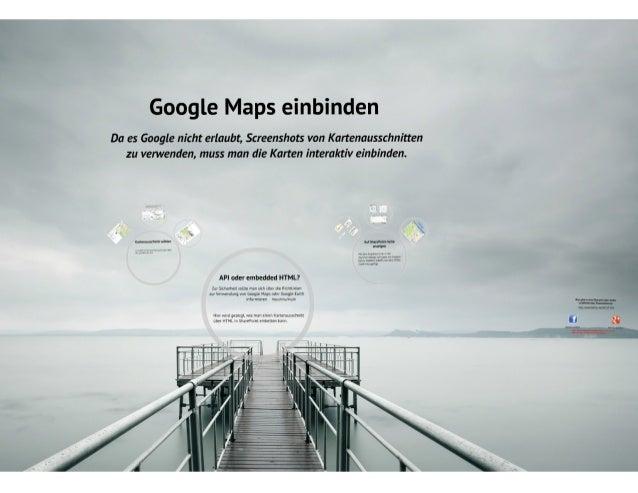 SharePoint Lektion #17: Google Maps einbinden