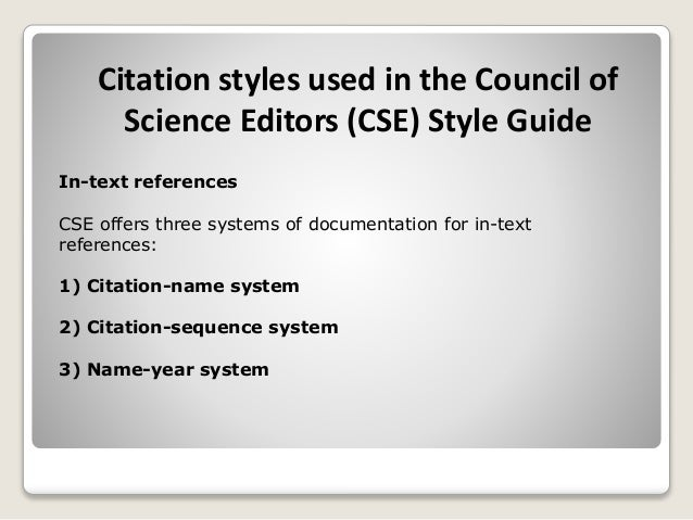 scientific research paper reference format