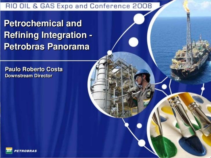 18 09-2008 Paulo Roberto Costa na Rio Oil and Gas Expo Conference no Rio de Janeiro (somente em inglês)