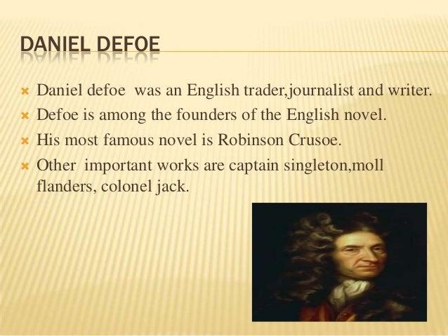 moll flanders essays