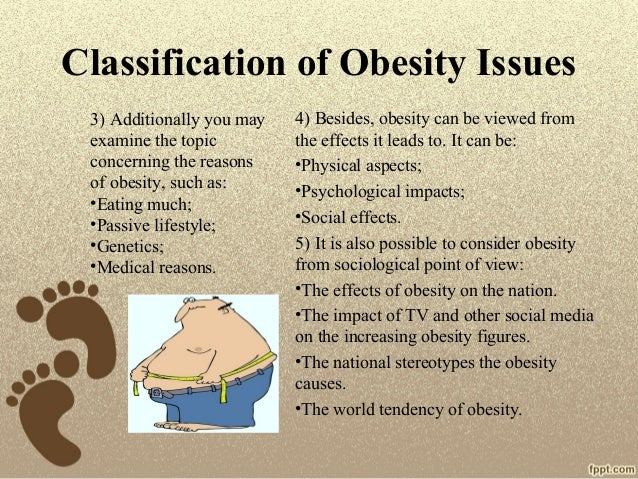 8 obesity topics for research paper writing