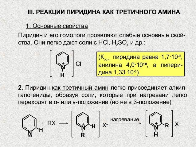 + Cl− анилина